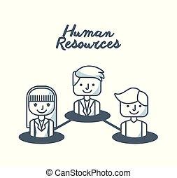 elszigetelt, fogalom, emberi találékonyság, ikon