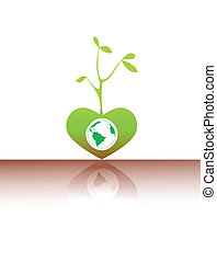 elvet, zöld