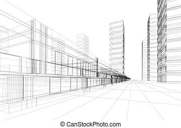 elvont, építészet, 3