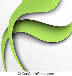 elvont, dolgozat, zöld háttér
