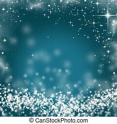 elvont, háttér, állati tüdő, ünnep, karácsony