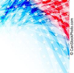 elvont, lobogó, american szabadság nap