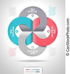elvont, sablon, infographics