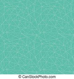 elvont, seamless, háttér, geometriai