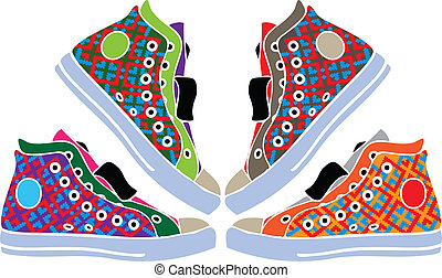 elvont, sport cipő