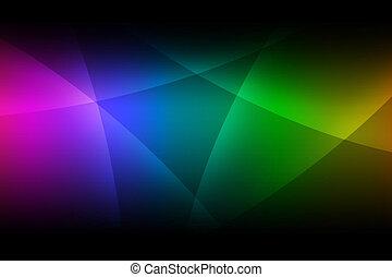 elvont, színes, kanyarok, háttér