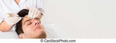 ember, birtoklás, botox, bánásmód