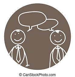 ember, kommunikáció