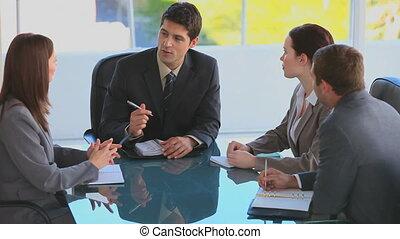 emberek, appointing, ügy