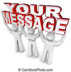 emelt, szó, segítség, emberek, ad, beszerez, három, ön, hirdetés, szavak, befog, üzenet, -e, ki
