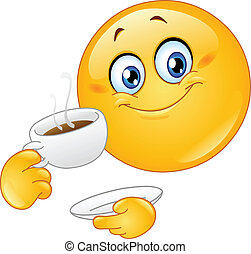 emoticon, kávécserje