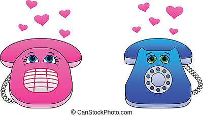 enamoured, telefon, desktop