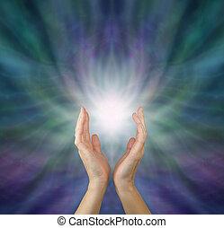 energia, érzék, gyógyulás