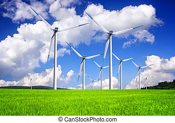 energia, globális, felteker