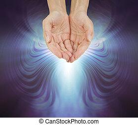 energia, gyógyulás, ajánlat