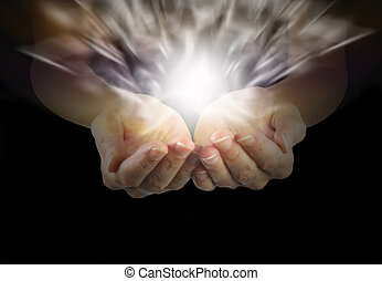 energia, gyógyulás