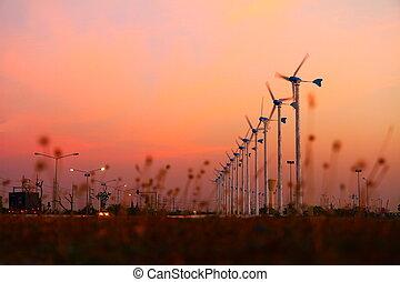 energia, kitakarít, sebesülés turbine
