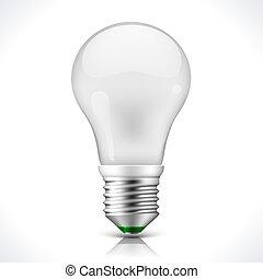 energia, megmentés, lámpa
