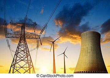 erőforrás, energia, fogalom