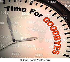 erőforrások, elkísér, idő, -, ön, hamar, goodbyes, időz, 3, ábra