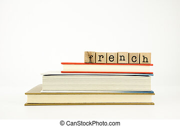 erdő, szó, nyelv, francia, topog, előjegyez