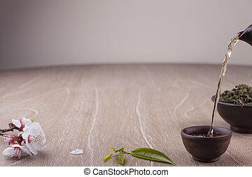 eredet, tea