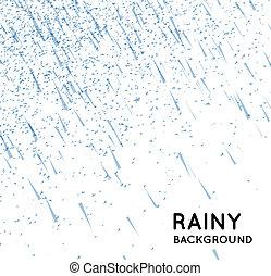 esős, ég, ábra