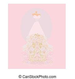 esküvő öltözködik, felhívások