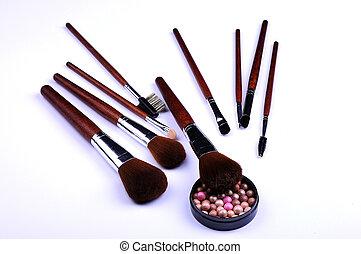 eszközök, kozmetikai
