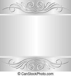 ezüst, háttér