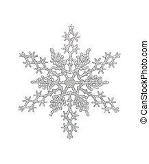 ezüst, hópehely