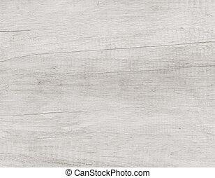 fából való, kimosott, struktúra, erdő, háttér, fehér, deszkák