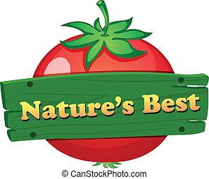 fából való, nature's, bizottság, legjobb, címke