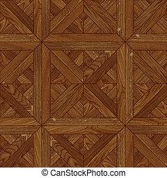 fából való, seamless, struktúra, emelet