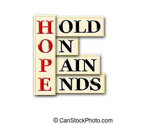fáj, remény