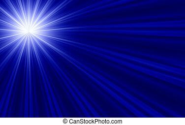 fény, felé