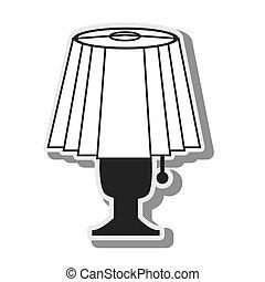 fény, lámpa, tervezés, elektromos
