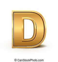 fényes, arany-, levél, átmérő, 3