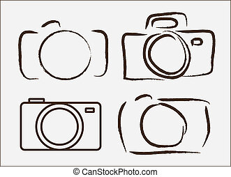 fényképészeti, fényképezőgép