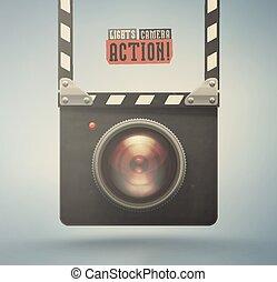 fényképezőgép, action!, állati tüdő