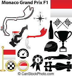 f1, nagy, monaco, prix