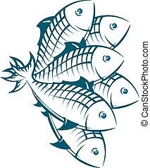falka, fish