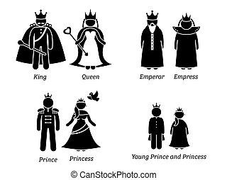 family., királyi