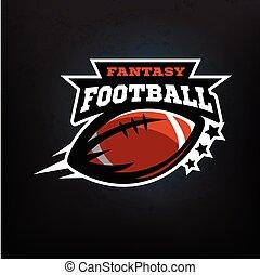 fantasy., amerikai futball