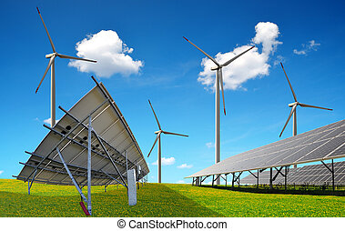 fanyergek, turbines., nap-, felteker