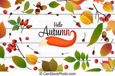 farok, 03, ősz kilépő, róka, színes