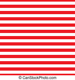 fehér, &, csíkoz, piros, seamless