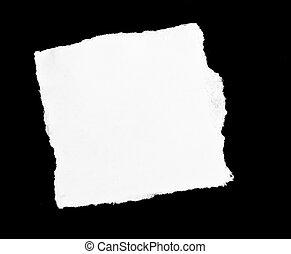 fehér, dolgozat, black háttér