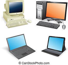 fejlődés, számítógép
