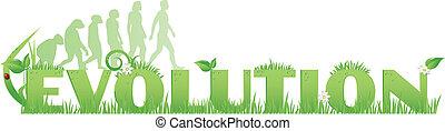 fejlődés, zöld